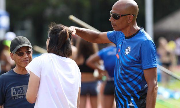 Coach spotlight: Nelio Moura