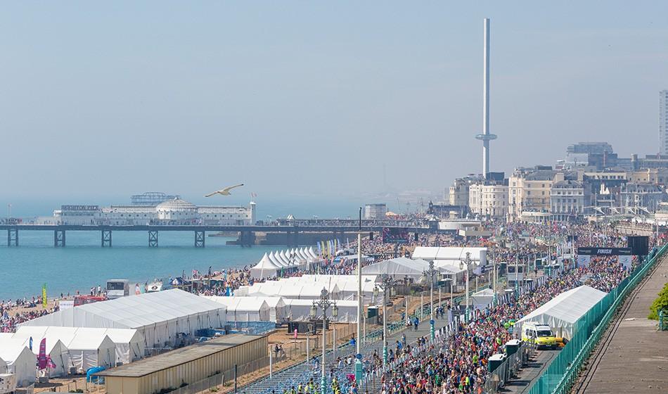 Marathon guide: Brilliant Brighton