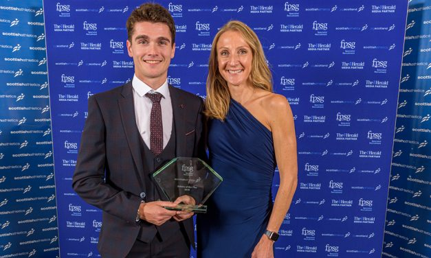 Callum Hawkins named FPSG Scottish athlete of the year