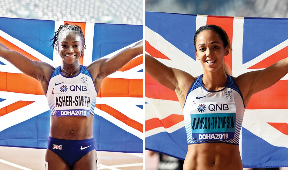 Asher-Smith and Johnson-Thompson nominated for BBC SPOTY