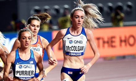 How they train – Eilish McColgan