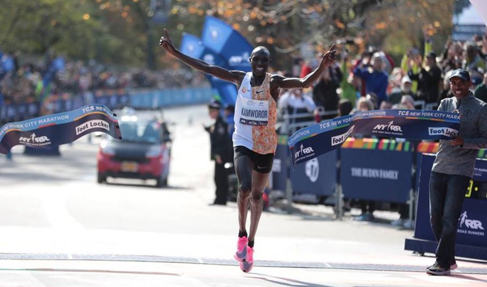 New York City Marathon is cancelled in 2020