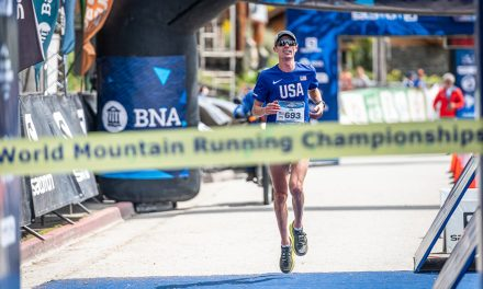 Jim Walmsley takes world mountain title