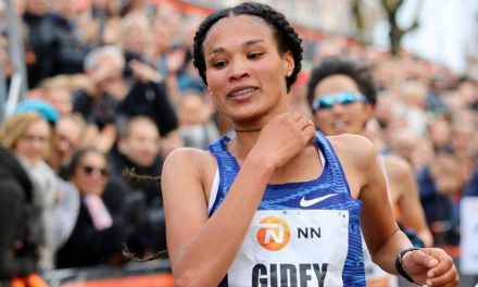 Letesenbet Gidey smashes world 15km record