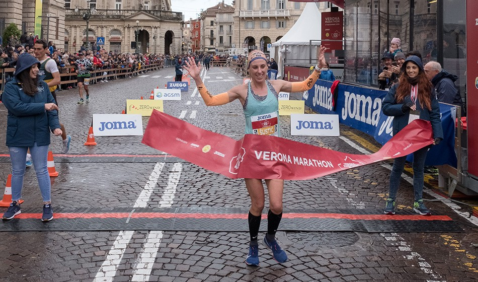 Luka Kimutai Lagat and Nikolina Sustic win Verona Marathon - weekly round-up - Athletics Weekly
