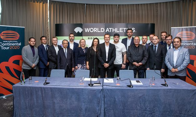 World Athletics details 2020 Continental Tour