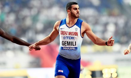 Adam Gemili: Going for gōrudo