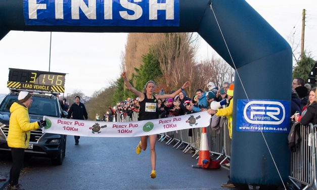 Eilish McColgan runs 31:48 10km PB at Percy Pud – weekly round-up