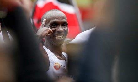 Eliud Kipchoge: The greatest