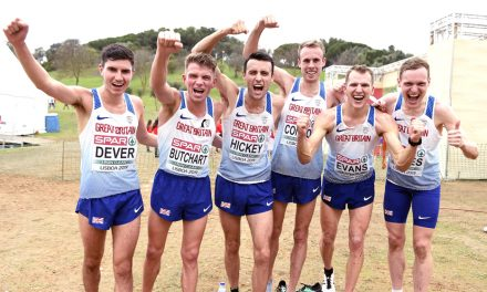 Five is the magic number at European Cross