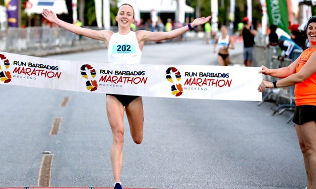 Sarah Inglis and Yves Sikubwabo among winners in Barbados