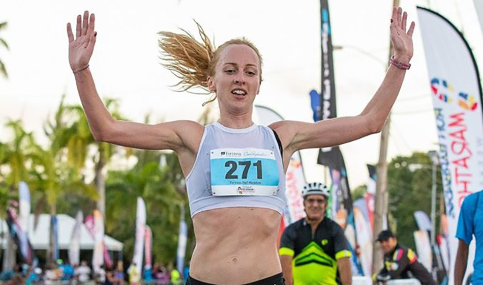 Sarah Inglis hopes for hat-trick in Barbados