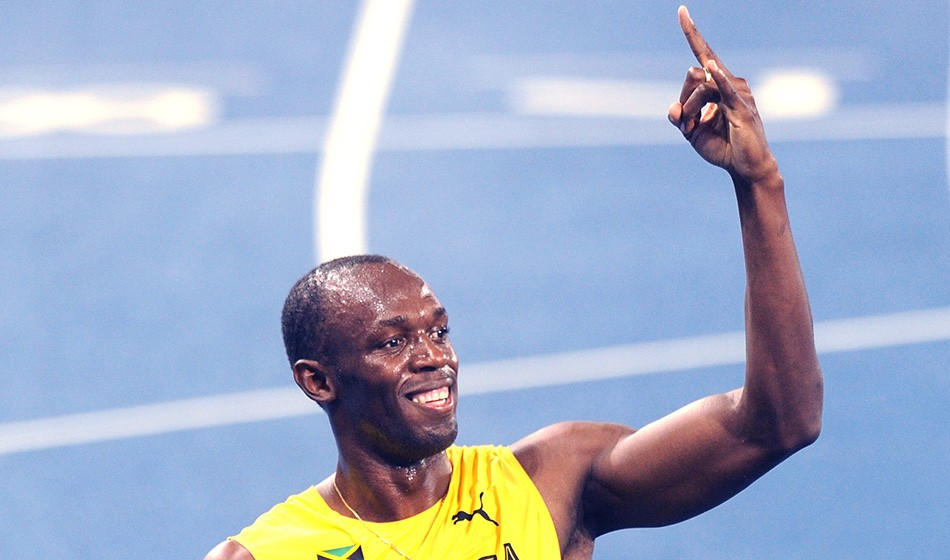 Usain Bolt back on the track in Tokyo 2020 stadium opening event