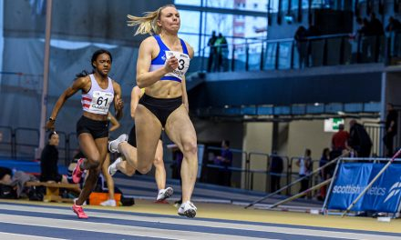 Alisha Rees and Nikki Manson break Scottish records – weekly round-up