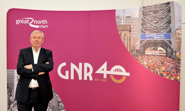 Plans unveiled for Great North Run's GNR40