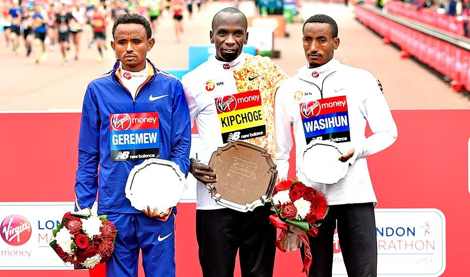 Mosinet Geremew and Mule Wasihun set for London Marathon return