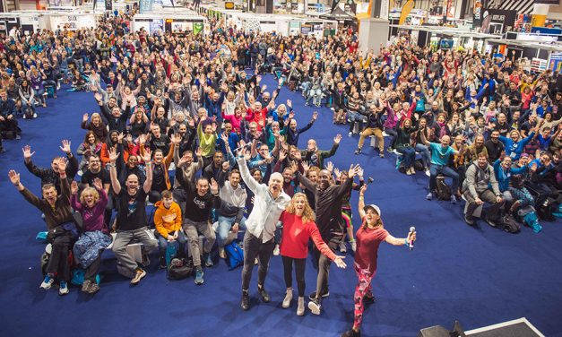 Linford Christie and Sally Gunnell joined by thousands at National Running Show