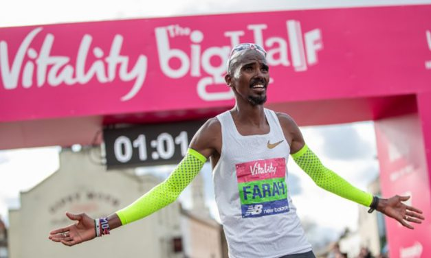 Mo Farah to race Kenenisa Bekele at The Vitality Big Half