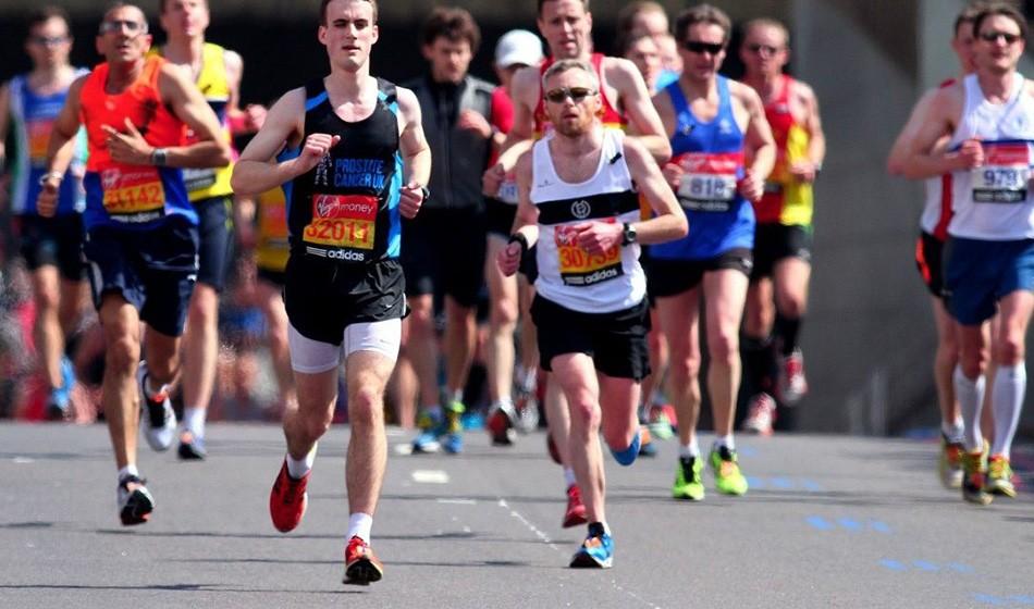 DIY marathon training plan