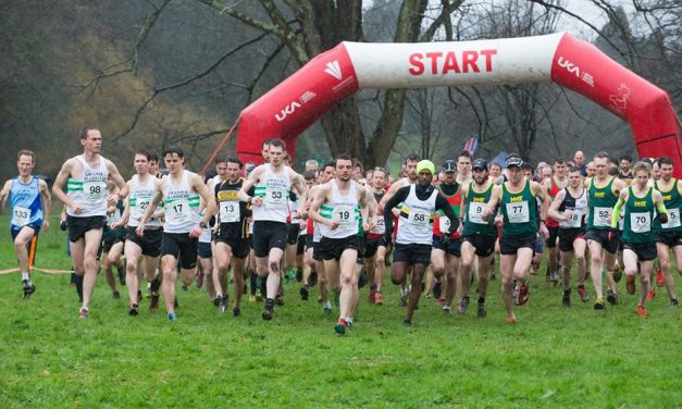 Dewi Griffiths sets sights on eighth Welsh Cross title