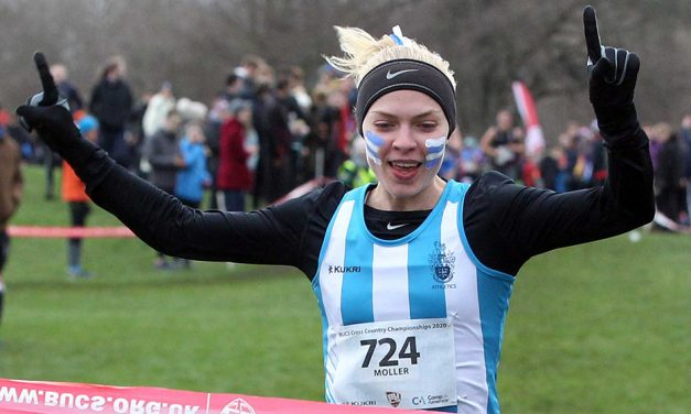 Anna Emilie Møller and Mahamed Mahamed dominate BUCS Champs in Edinburgh
