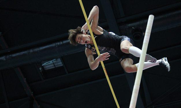 Armand Duplantis breaks world pole vault record in Toruń