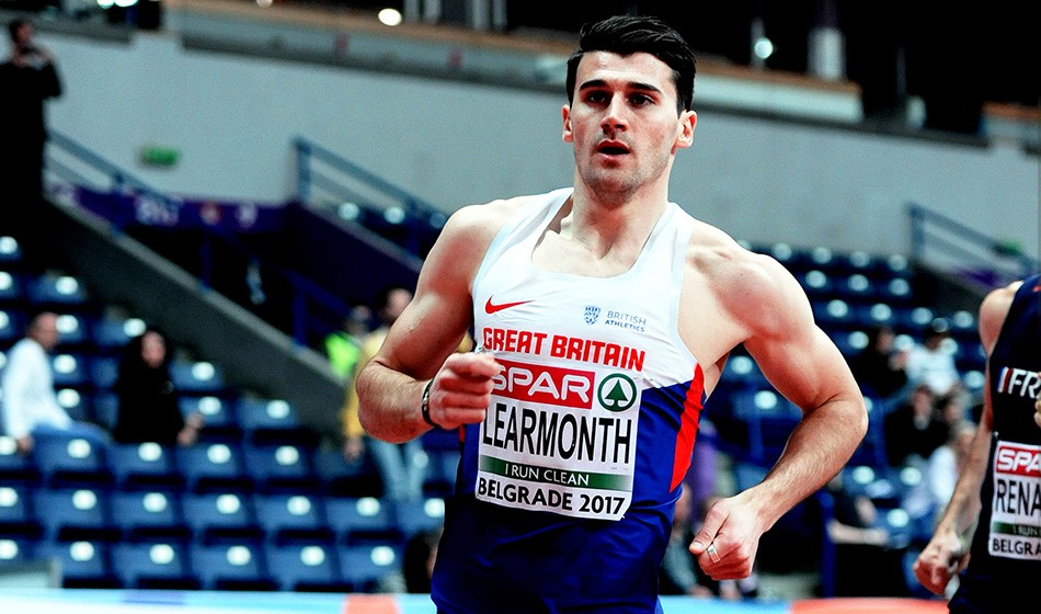 Guy Learmonth ready to put on a show in Glasgow