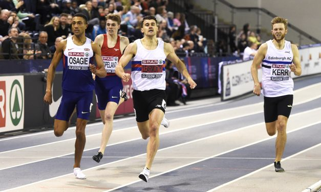 Happy ending brings Guy Learmonth a third British indoor title