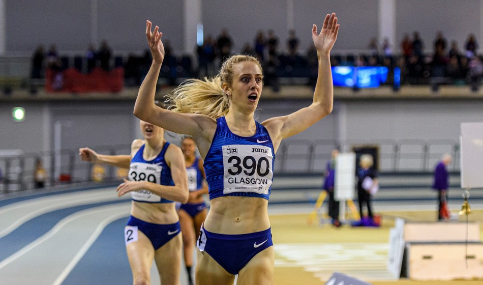 Jemma Reekie breaks two more British records in New York