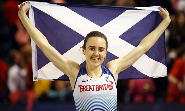 Laura Muir and Jemma Reekie storm to success in Glasgow