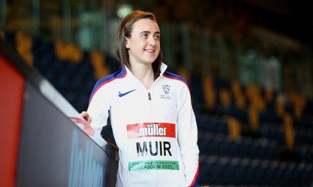 "Laura Muir: ""The faster Jemma's got, the closer we've got"""