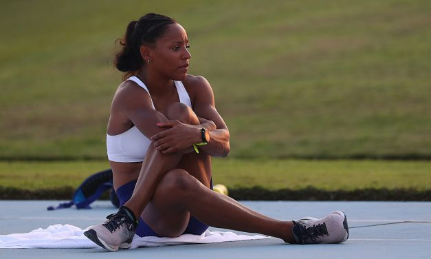 Strength and conditioning training and stretching for runners