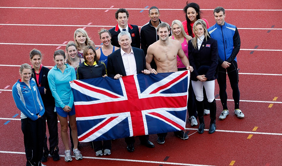 The most generous man in British athletics