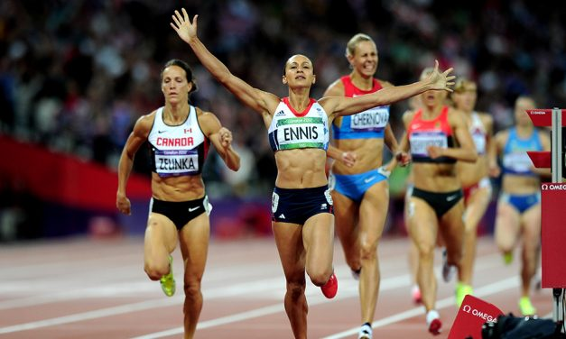 From the AW archive: How Jessica Ennis won 2012 Olympic heptathlon gold