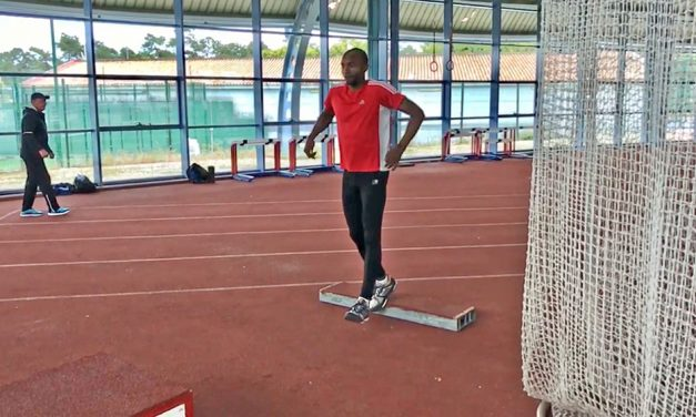 Exercise focus – low height drop jumps
