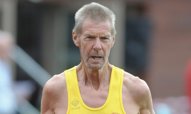 More records for Peter Giles and Kathleen Stewart at British Masters Champs