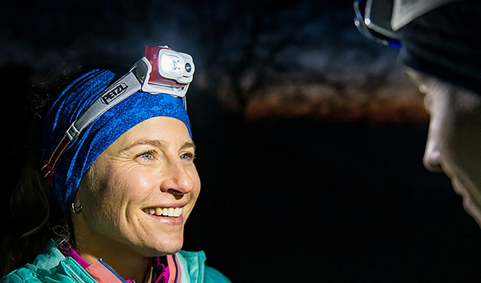See the world in a different light with Petzl
