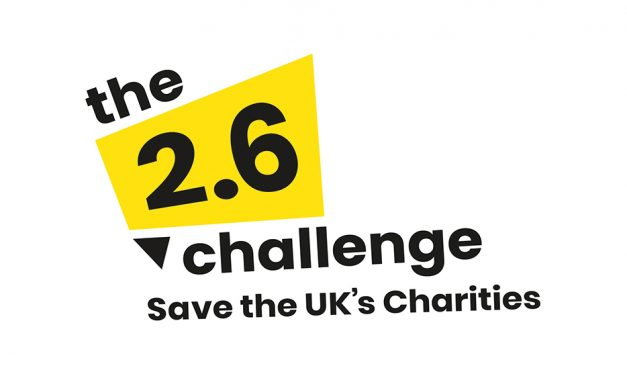 Event organisers launch The 2.6 Challenge for UK charities
