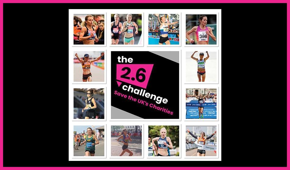 Dr Eleanor Davis leads GB marathon women charity relay