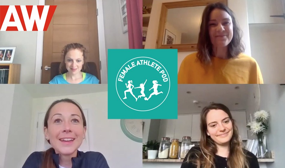 Opening up the conversation on female athlete health