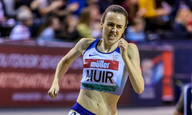 Laura Muir on learning how to push herself