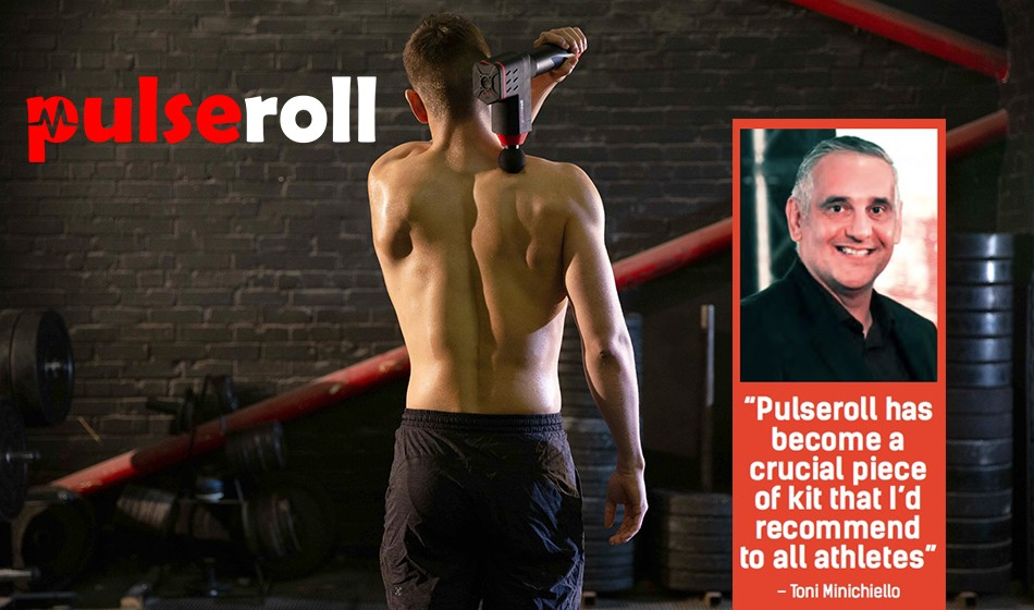 Pulseroll helps athletes to excel