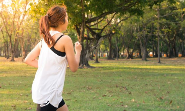 Benefits of light aerobic exercise