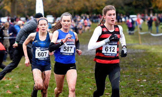 Cross country rankings 2019-20 – UK U20 women