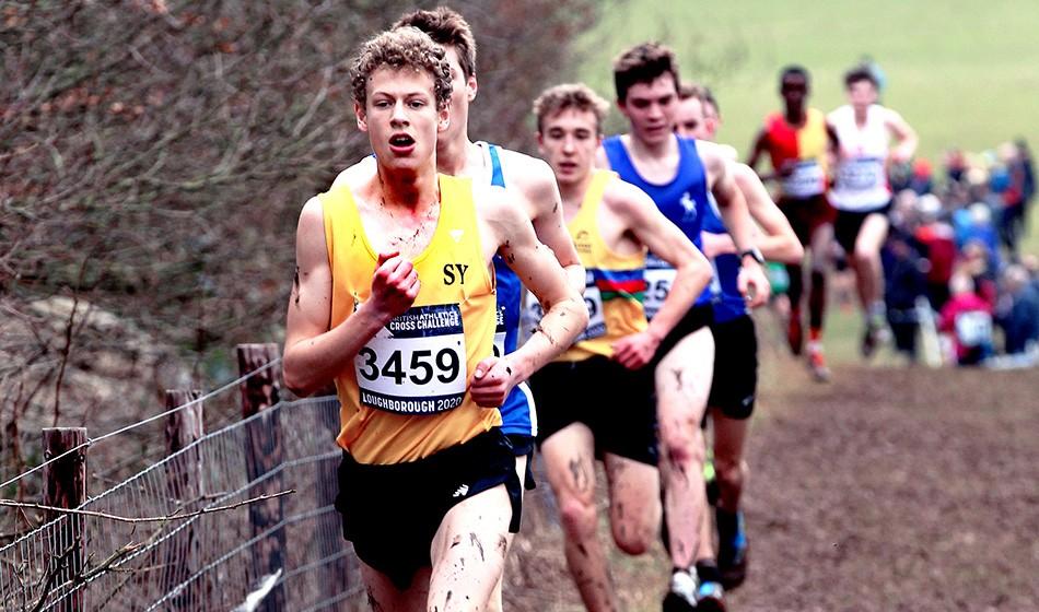 Cross country rankings 2019-20 – UK U17 men