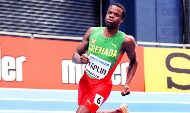 Sprinter Bralon Taplin banned for four years