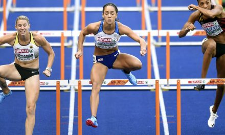 Euro Champs cancellation tough to take for Johnson-Thompson
