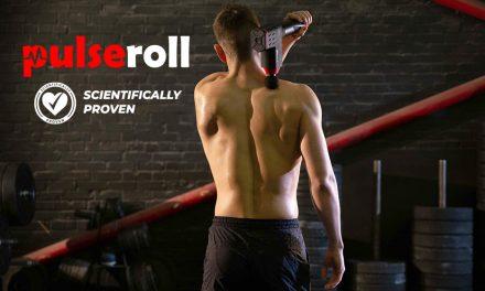 Win a Pulseroll Percussion Massage Gun