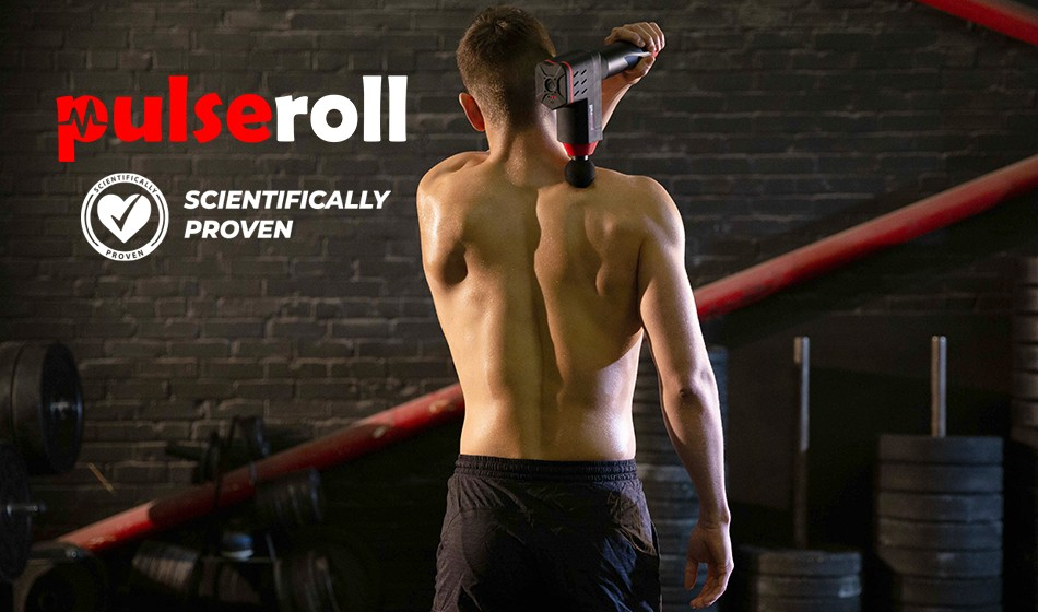Win a Pulseroll Percussion Massage Gun