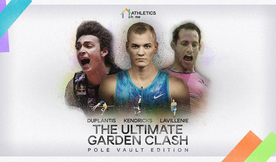 LIVE STREAM: Ultimate Garden Clash – Pole Vault Edition